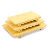 Блюда бамбуковые Гета