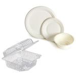 Одноразовая посуда и упаковочные материалы